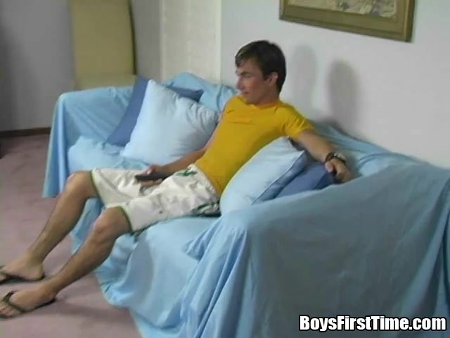 Boysfirsttime Flick: Spunk On In