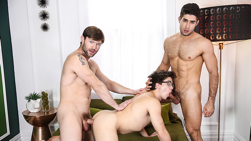 Dennis West & Diego Without & Will Braun In The Ebook Phase Two – Drillmyhole