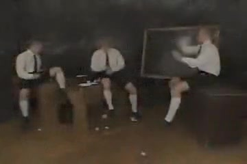 Subordinated School Studs Beef Whistle Blowing
