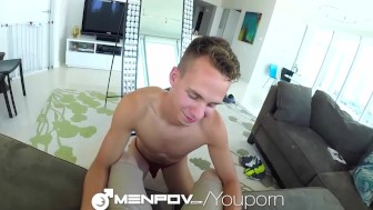 Hd – Menpov Adorable Folks Pound In Entrance Of Replicate