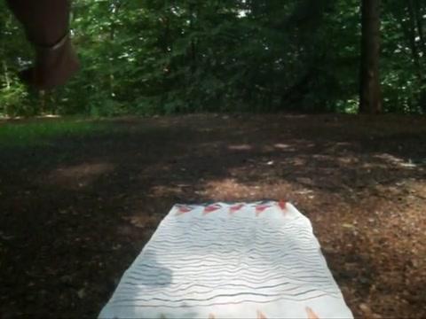 Im Wald Im Mini Und Nylon