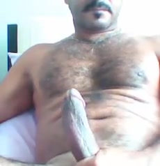 Tugging Turkey-turkish Teddy Evren Has A Humungous Firm Pecker